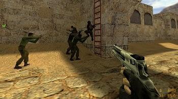Counter Strike Server im Test.