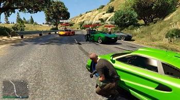 GTA: RAGE Multiplayer Server im Vergleich.