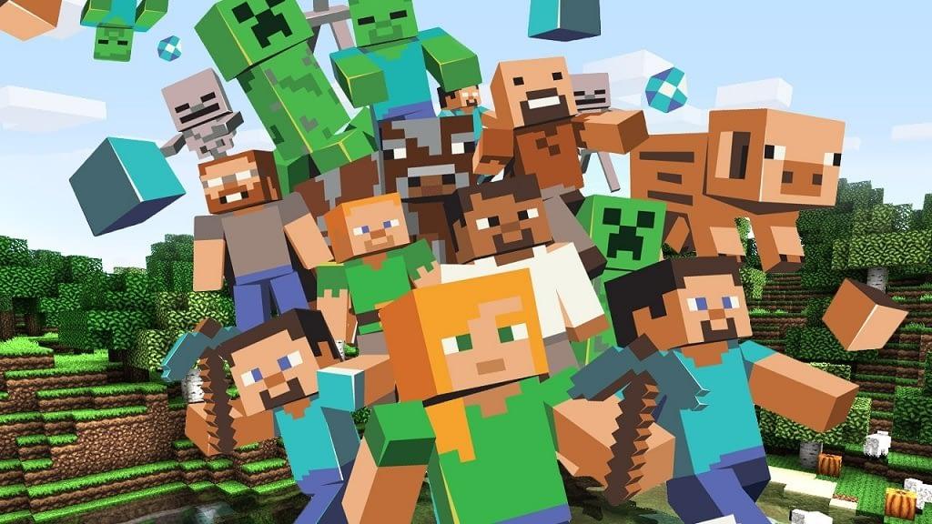 Minecraft Server im Test.