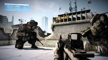 Miete dir jetzt einen der besten Battlefield 3 Server.